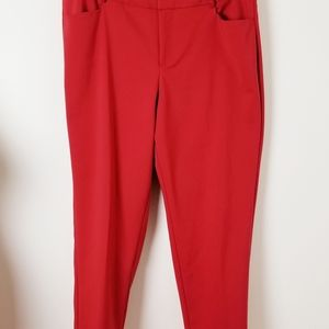 Katy Fit Ankle Pant